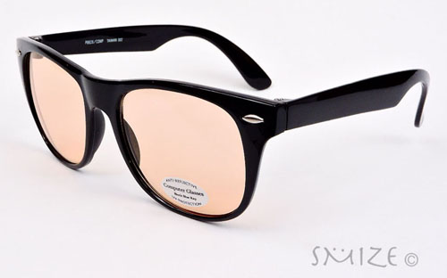 41bf82a494b9 Anti-Glare Computer Glasses with Yellowish Tint Lenses